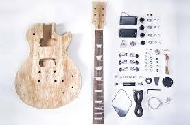 les paul guitar kit build your own