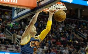 timofey mozgov dunk. Plain Dunk Mozgov Muscles In Dunk With Timofey Dunk