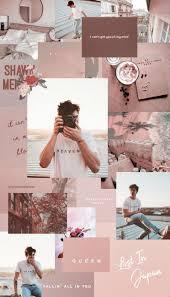 Tumblr Wallpaper Pink Shawn Mendes