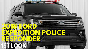 2018 ford interceptor suv.  2018 2018 ford expedition police responder with ford interceptor suv