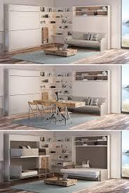 Multi Purpose Living Room Innovative Artbuilders Space Saving Furniture Design Ideas