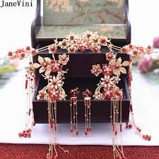 Detail Feedback Questions about JaneVini Vintage Chinese <b>Bridal</b> ...