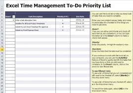 Project Task List Template Word Weekly Daily Project Task List Template Excel Word 154965880216