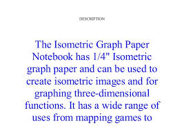 Pdf Download Isometric Graph Paper Notebook Isometric Grid Paper 3d
