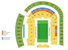 Mccombs Field Seating Chart Darrell K Royal Memorial Stadium Seating Chart And Tickets