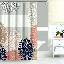 pink grey shower curtain like this item hot pink and gray shower curtain