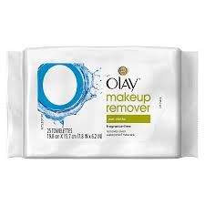 olay cleanse makeup remover wipes fragrance free25sheet