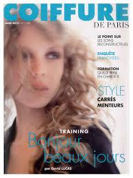 Magazine Coiffure De Paris Jenny Paola