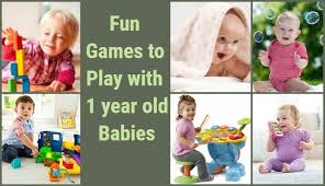 Indoor Fun Engaging Activities for 1-Year Old Baby | Busy 1 Year Old