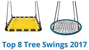 Tree Swings 8 Best Tree Swings 2017 Youtube