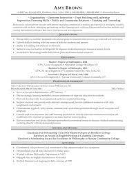 Social Studies Teacher Resume Free Resume Example And Writing