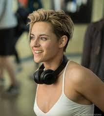 Kristen stewart short hair ...