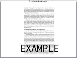 g k chesterton essays essay help g k chesterton essays essays and criticism on g k chesterton critical essays