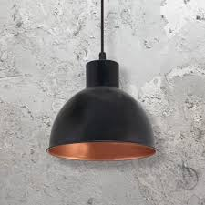 copper pendant lighting. Black Copper Pendant Light Lighting -