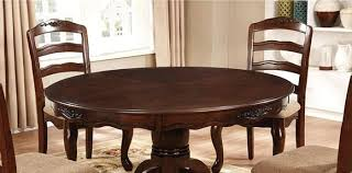 dark wood round dining table dark mango wood extending dining table