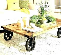 furniture on wheels. Coffee Table Wheels Wheel Tables For Small Home Furniture On