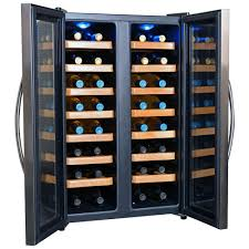 newair wine cooler reviews. Brilliant Cooler NewAir 32Bottle DualZone Thermoelectric Wine Cooler On Newair Reviews I