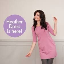 Sew Over It Patterns Fascinating Sew Over It New PDF Pattern Alert The Heather Dress Is Here
