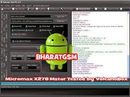 Micromax x278 Mstar 8 mb Write flash ...