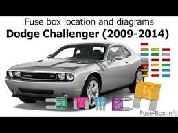 2014 challenger fuse box wiring diagram meta