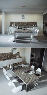Kitchen Designs: Yellow Countertop - Modern