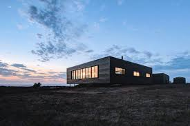 Off The Grid Prefab Homes Solar Powered Prefab Home Goes Off Grid On Australian Island Curbed