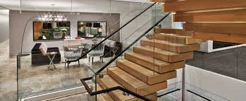 Office Stairs Stairs That Make A Statement In Your Office Nydree Flooring