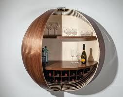 wall mounted bar cabinets contemporary walnut drinks cabinet or dry bar wall mounted for wall mounted wall mounted bar cabinets