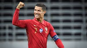 ''reno9prod'' brings to you new compilation about cristiano ronaldo and his last skills and goals from this season! Cristiano Ronaldo Becomes Second Men S Player To Score 100 International Goals Sports News The Indian Express