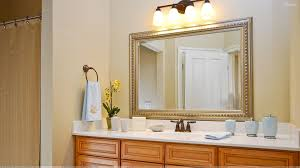 bathroom mirror frame tile. Bathroom Mirror Frame Diy Ideas Tile