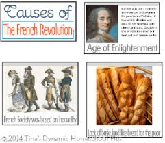 french revolution unit study lapbook causes of the french revolution