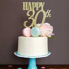 Amazoncom Cc Home 30th Birthday Decorations Party Supplies30
