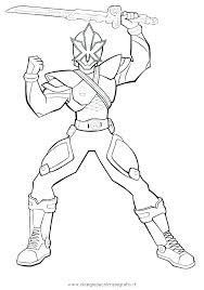 Coloring Pages Of Power Rangers Power Ranger Coloring Page Mighty