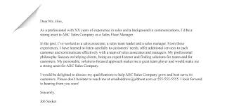 Cover Letter Looking For Work Samples Of Cover Letters For Jobs For ...