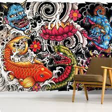 tattoo wallpaper wallsauce uk