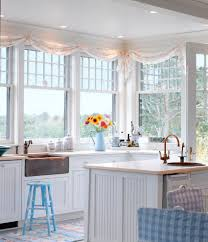Beach Cottage Kitchen Beach Cottage Kitchen Kitchen Beach Style With Glass Front