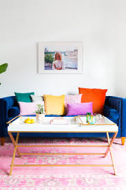 colorful living rooms with white walls. Choose The Perfect White Wall Paint - Sugar \u0026 Cloth Home Decor Room Makeover Colorful Living Rooms With Walls