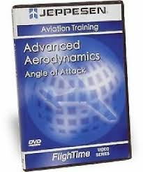 Jeppesen Advanced Aerodynamics Video Angle Of Attack Dvd 10002262 Ebay