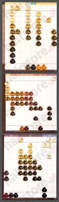Kadus Color Chart Hair Color Hair Chart