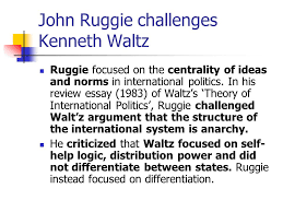 theories of international relations ppt video online  6 john