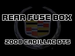 ⭐ 2008 cadillac dts rear fuse box youtube 2008 Cadillac Cts Trunk Fuse Box Diagram 2008 cadillac dts rear fuse box 2008 cadillac cts fuse box diagram