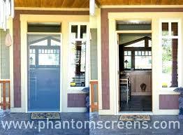 phantom screen doors. Retractable Screen Door Lowes Phantom Screens View Doors . I
