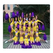 Light Up Cheerleading pompoms / Metallic Foil Plastic Ring Pom Poms poms red color Weight : 30g /40g/50g/60g and so on . Sliver