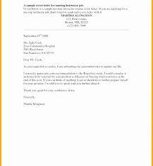 Nurse Cover Letters Registered Nurse Cover Letter Example Capriartfilmfestival