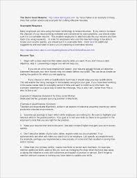 Customer Service Resume Skills List Best Of Customer Service
