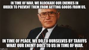 Milton Friedman Quotes Custom Milton Friedman Quote That Someone Should Pass Along To Trump Imgflip