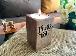 Wholesale Unfinished Wooden Candle Holders Wood Pillar Holder Sale South  Africa. Diy Wooden Tealight Candle