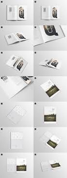 psd brochure holder mockup template designscanyon pinned onto brochures