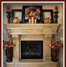 brick fireplace mantel decor decorating the fireplace of brick and tile decorated with a photo