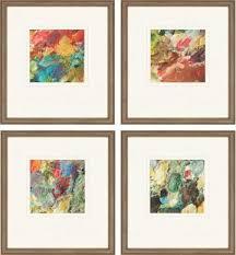 framed wall art sets of 4